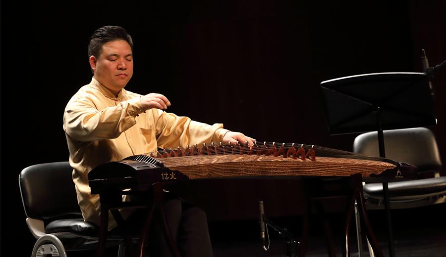 奏「箏聲」,表「物語」— 古箏演奏家王中山東莞音樂會盛況空前