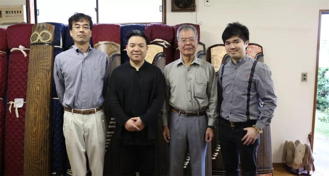 """為中國古箏藝術事業提供""""好""""箏 丨""""炫光""""古箏走過的這三年"""
